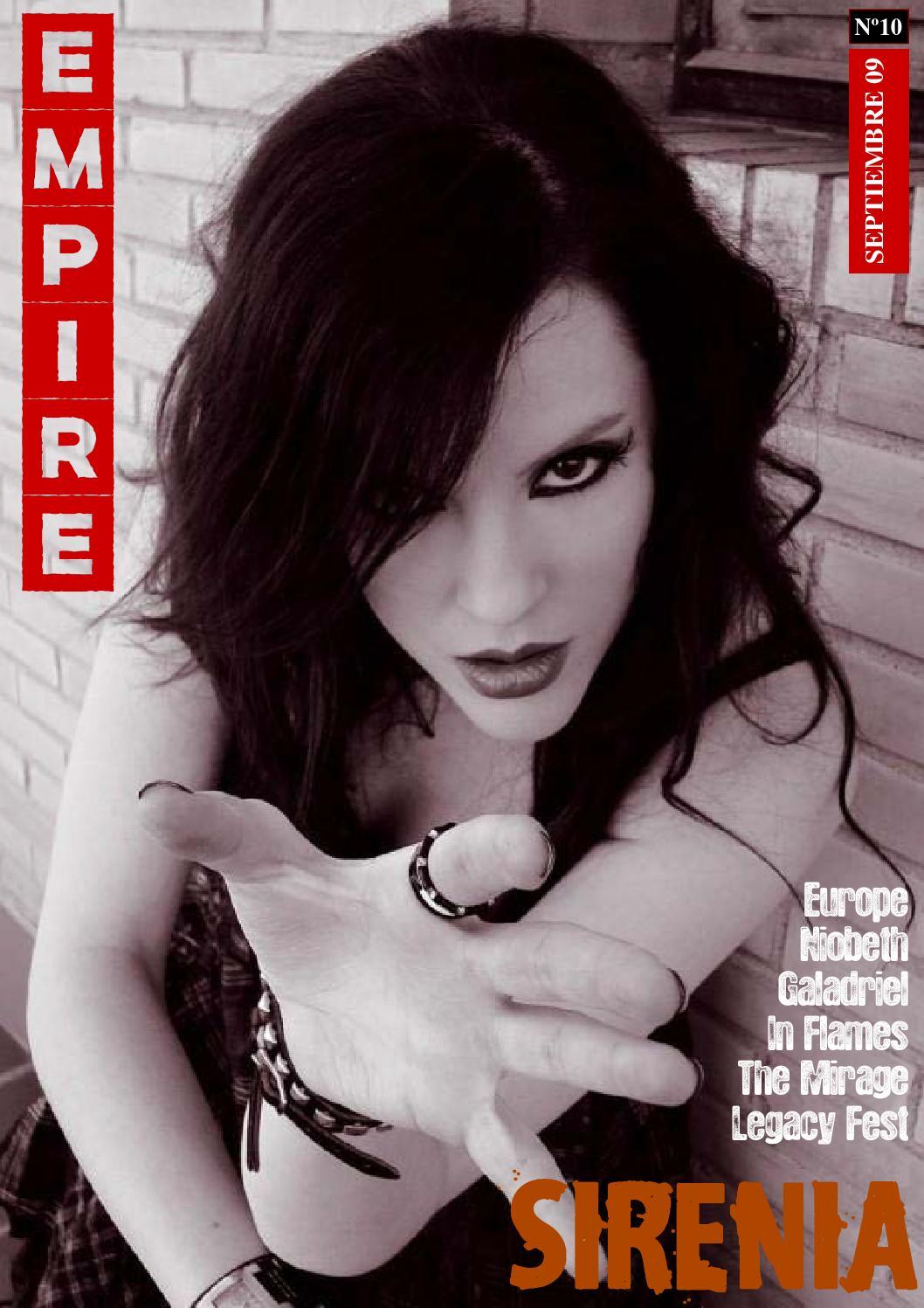 Actriz Porno Tatuada Y Rapada empire 10empire magazine - issuu