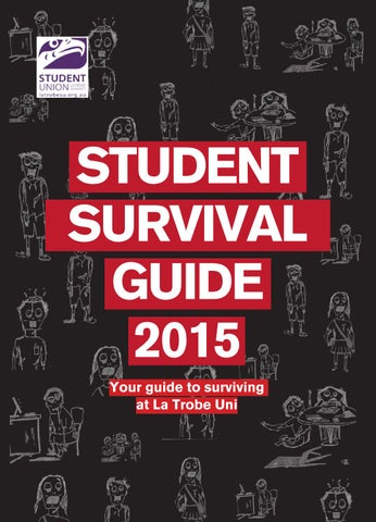 Have Student survival guide can