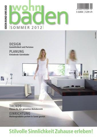 Wohnbaden 1 2012 By Krammer Neue Medien   Issuu