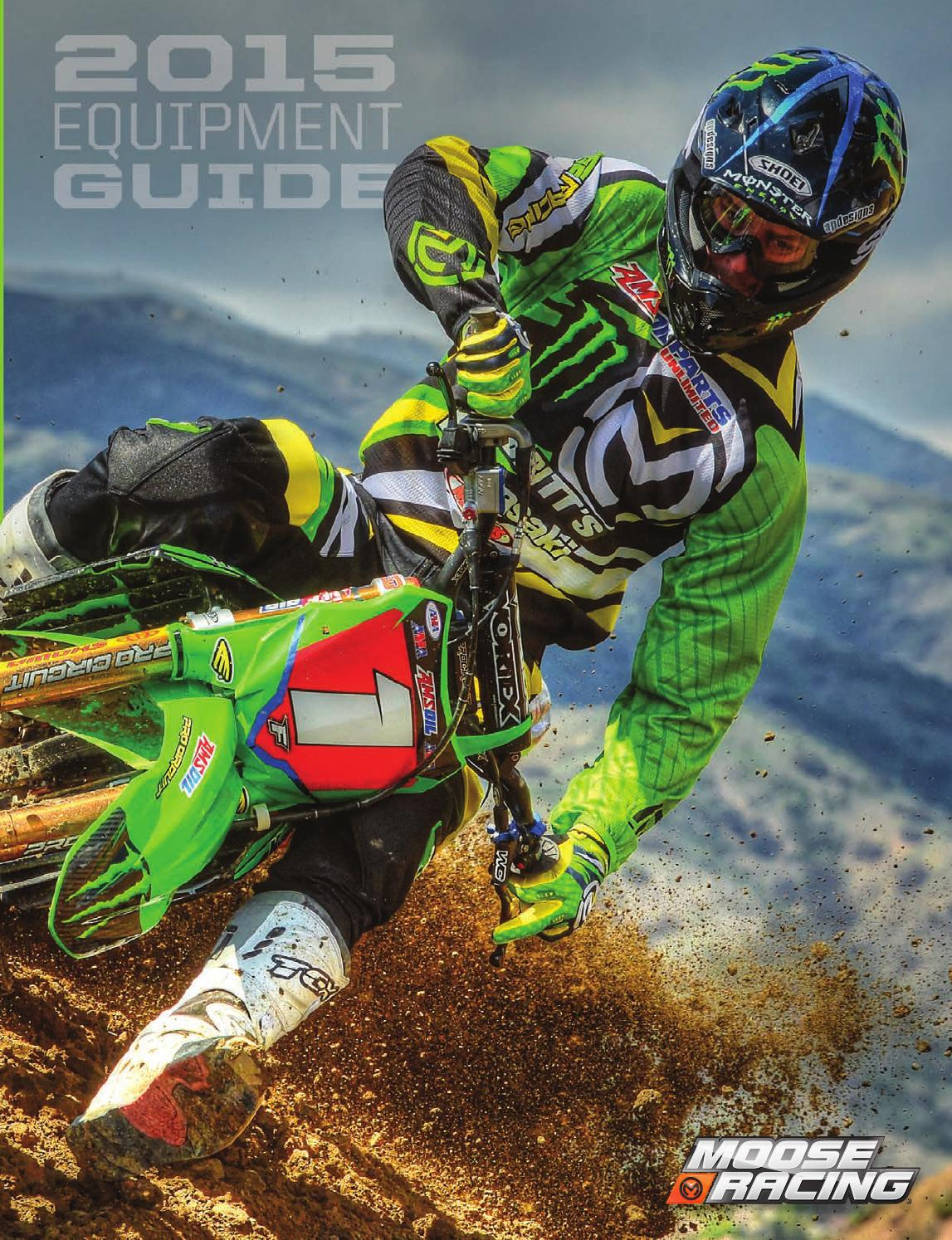 Catalogo Moose Racing 2015 By Unionbike Issuu Drz110 Wiring Diagram