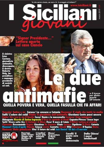 I Siciliani giovani - marzo 2015 - numero 24 by I Siciliani - issuu 51cc42ff5cdf