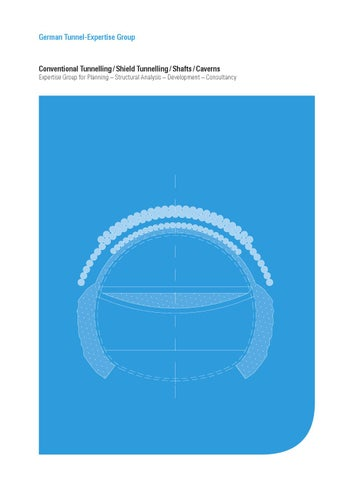 Geomechanics and Tunnelling 01/2014 Free Sample Copy by Ernst & Sohn ...