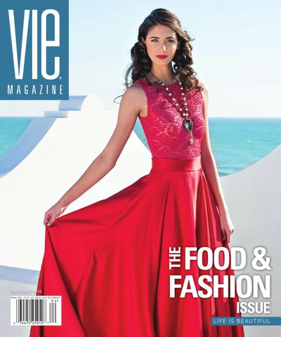 960fba7706d VIE Magazine March   April 2015 by The Idea Boutique - issuu
