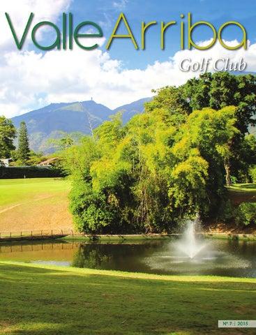 online store d9f2b 71918 Revista VALLE ARRIBA Golf Club Nº7 by Revista VALLE ARRIBA Golf Club ...