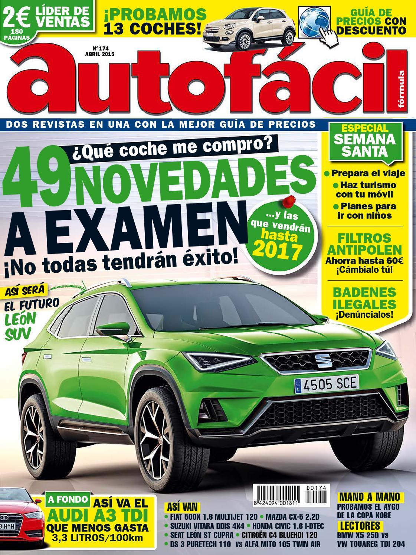 e20f569369 Autofácil Nº 174. Abril 2015 by LIDER - issuu