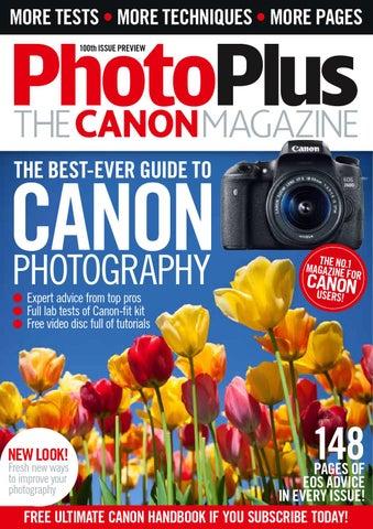 PhotoPlus 100th Issue by Future PLC - issuu 97f336fed3