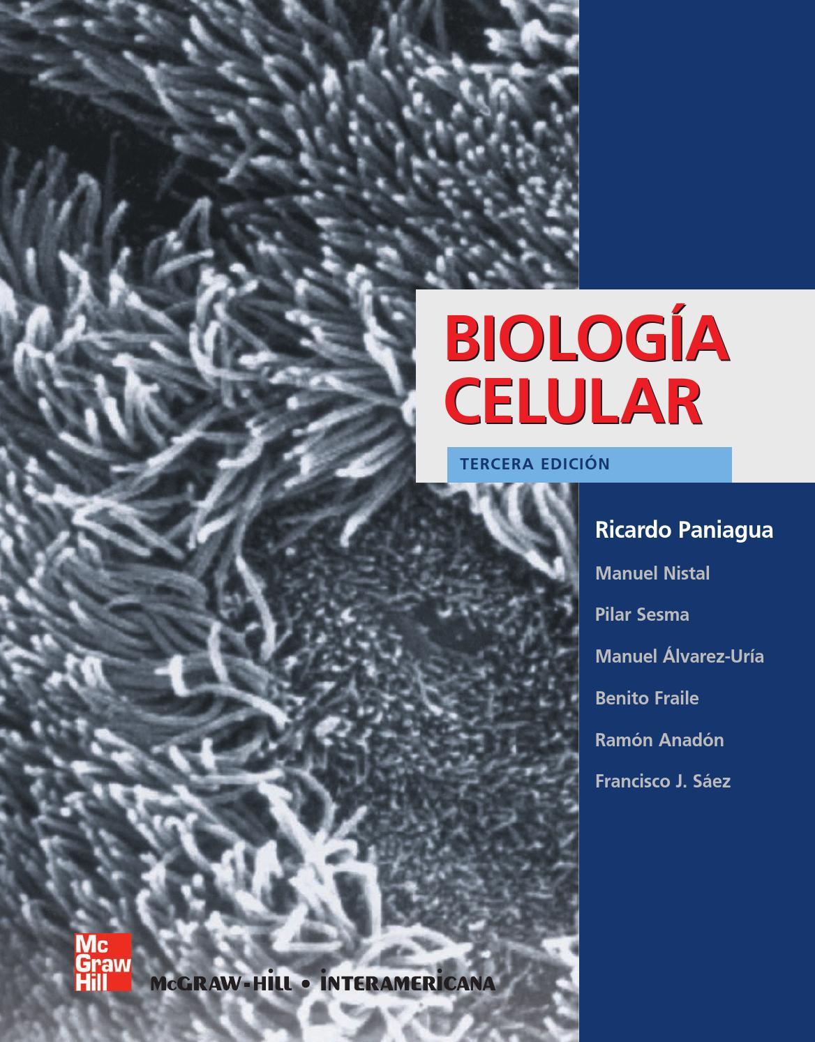 Biologia Celular By Joseph Kent Semdel Issuu