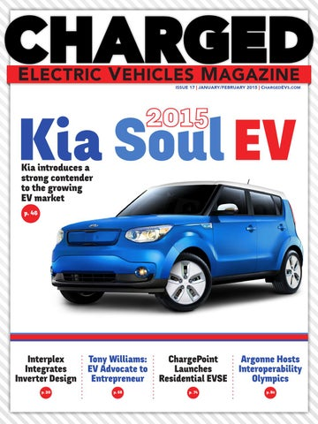 Charged Electric Vehicles Magazine Iss 17 Jan Feb 2017