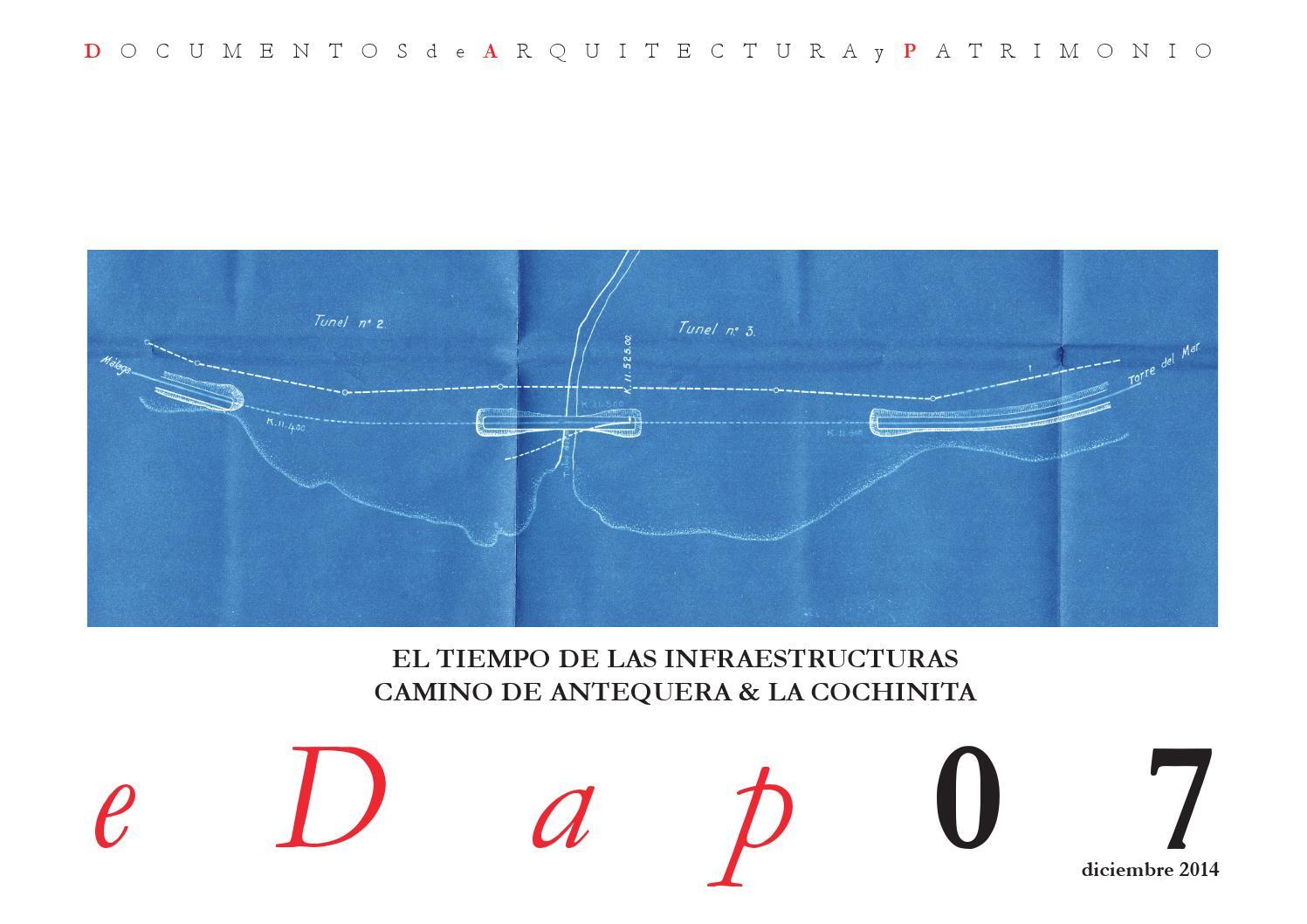 Edap07 eltiempodelasinfraestructuras by Ferran Ventura - issuu
