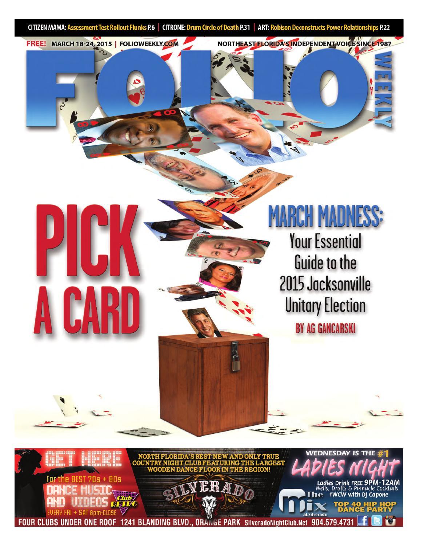 62234f6397 Folio Weekly 03 18 15 by Folio Weekly - issuu