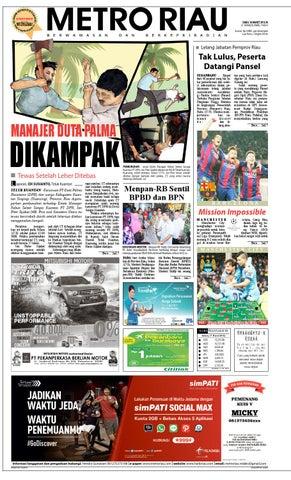 18032015 by Harian Pagi Metro Riau - issuu e5d697bc91