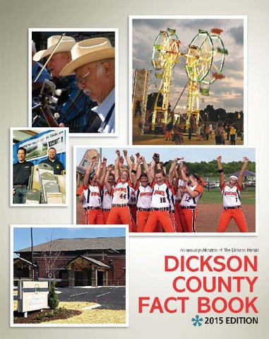 2015 Dickson County Fact Book by TNMedia - issuu
