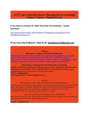 INF 336 Week 4 Assignment Case 11-3 Budget