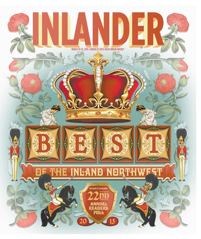 Inlander 03 19 2015 By The Inlander Issuu