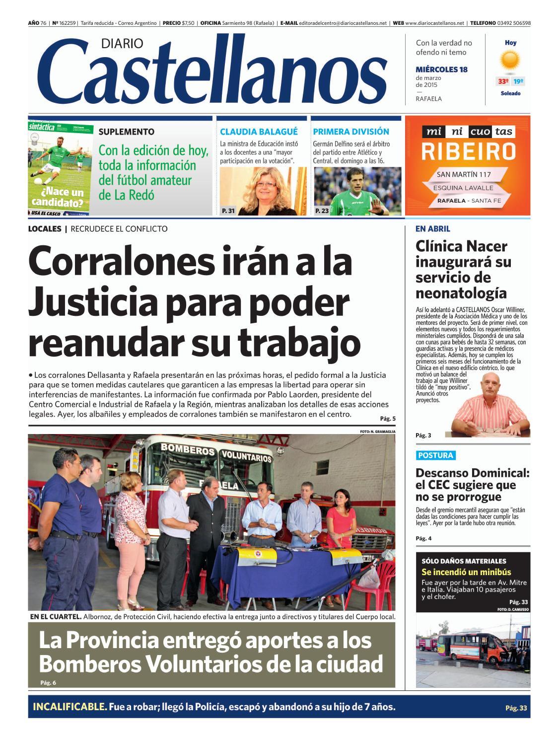 Diario Castellanos by Diario Castellanos - issuu