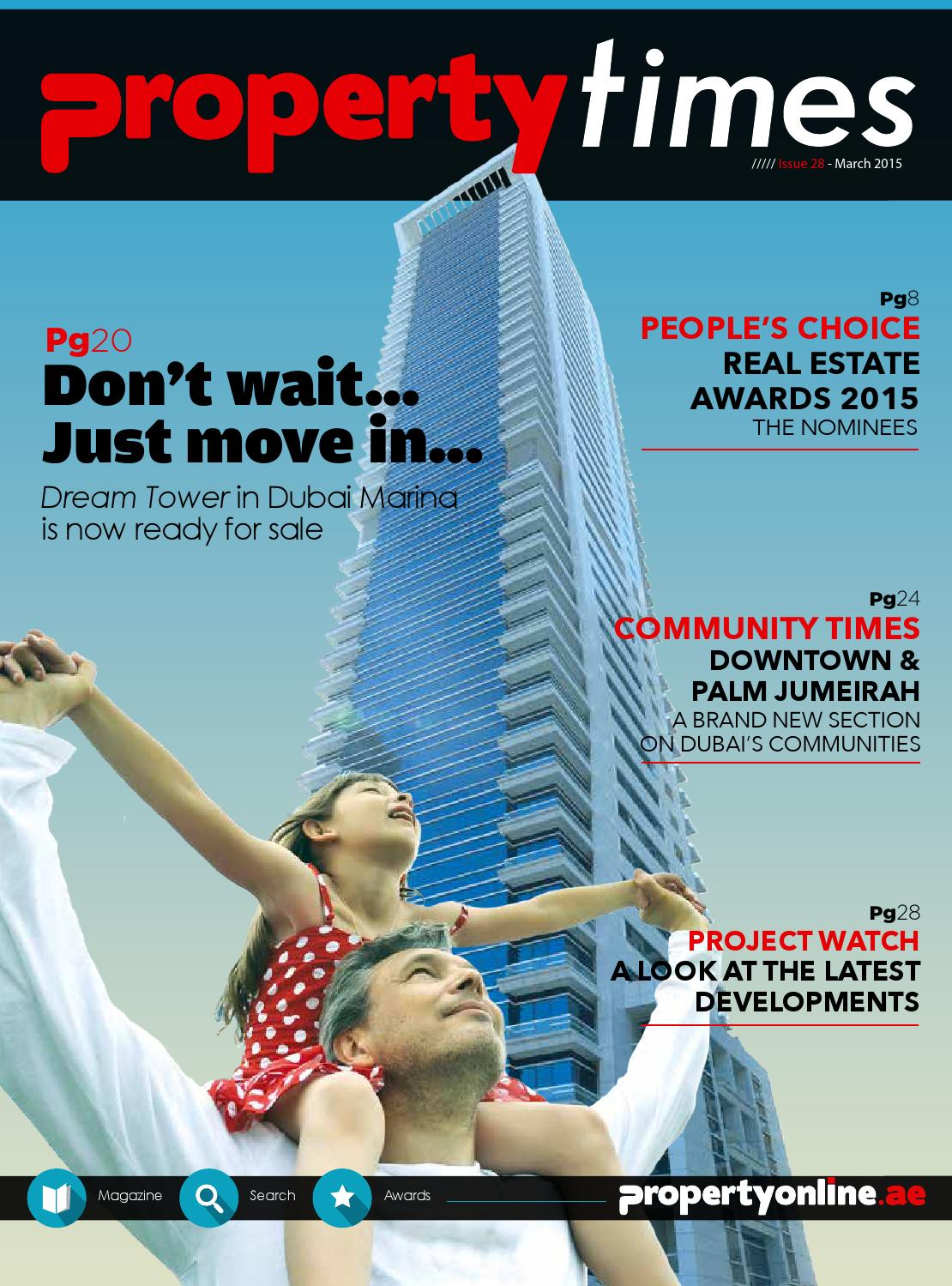Property Times March 2015 by Media Lab Publishers - issuu