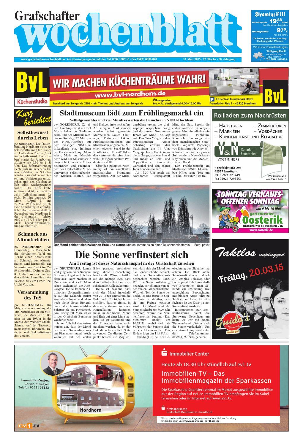 Grafschafter Wochenblatt_18.3.2015 by SonntagsZeitung - issuu