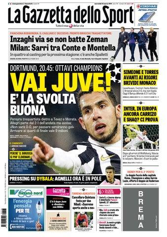 La Gazzetta dello Sport (03-18-2015) by Nguyen Duc Thinh - issuu dc4d01848ce2