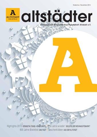 Altstaedter 2014 11 by WLH Design issuu