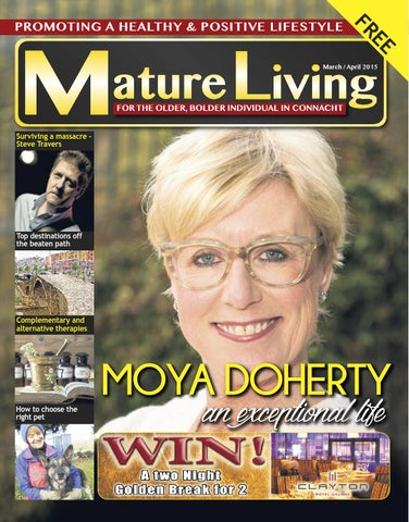 2385868d027 Mature Living Magazine by northwest express - issuu