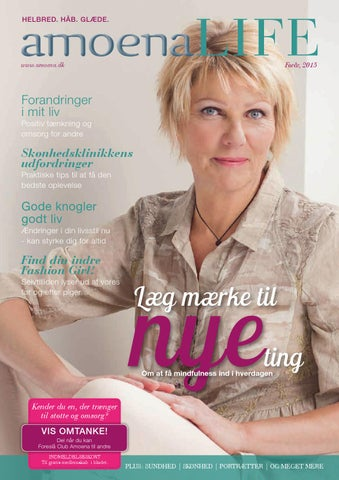 79a0dc86673 Amoena Life Forår/Sommer 2015 DK by Amoena - issuu