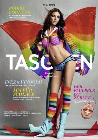 5a3354f8a9ff59 TASCHEN Magazin Winter 2014/15 (Aktuelle deutsche Ausgabe) by ...