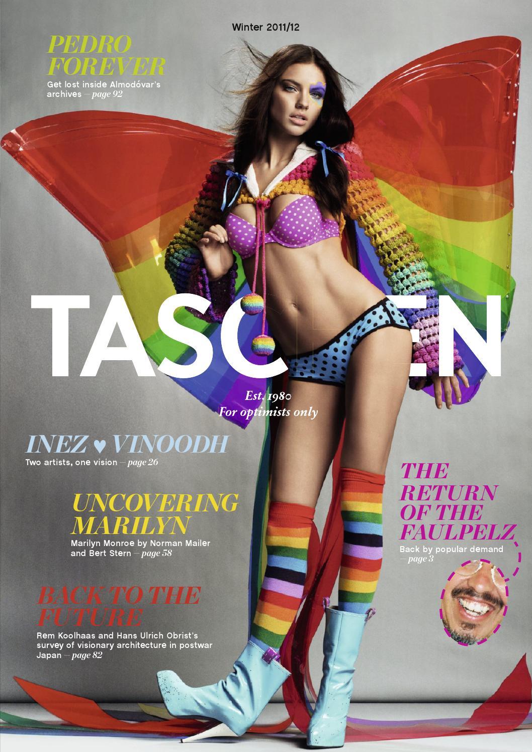 TASCHEN Magazine Winter 2011/12 (English Edition) by TASCHEN ...