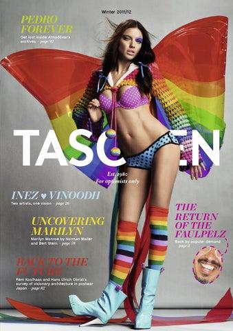 fa88838dae82f TASCHEN Magazine Winter 2011 12 (English Edition) by TASCHEN - issuu