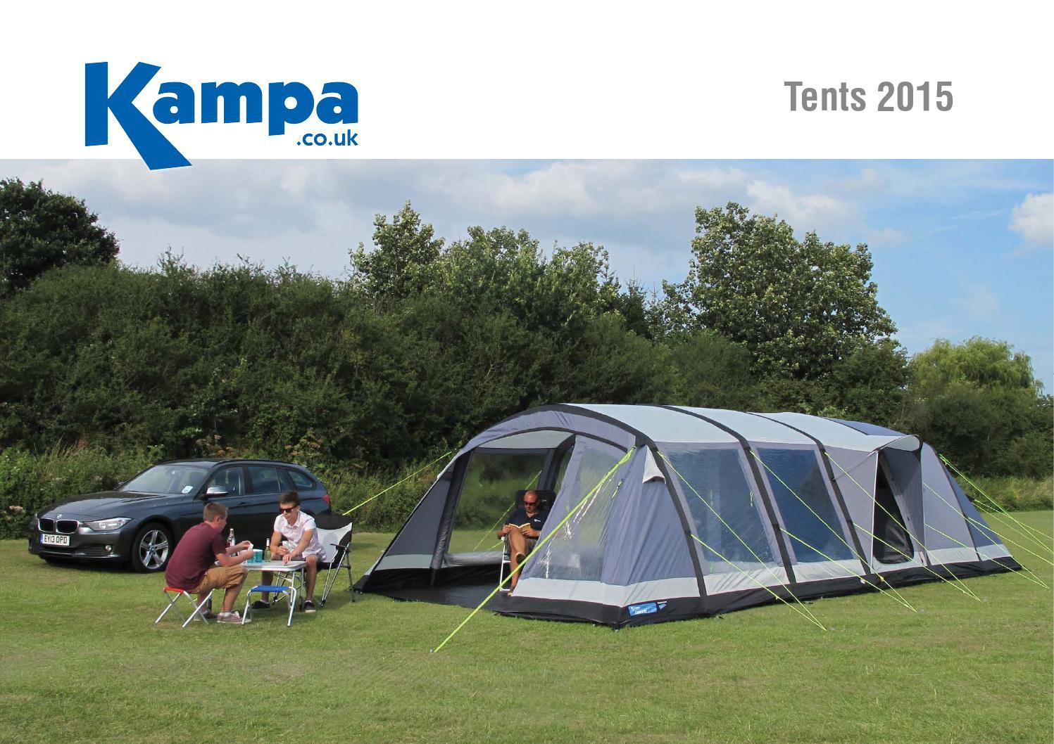 Kampa Watergate 6 /& Watergate 8 Fibreglass Tent Pole Repair Pack Camping Kit