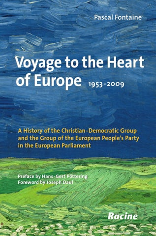 Voyage To The Heart Of Europe Part One By Epp Group In The European