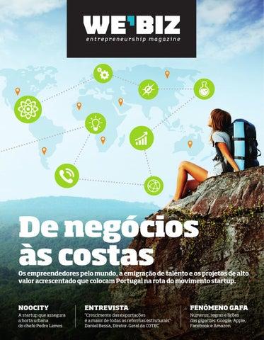 18bde27e7b0 WE BIZ - MARÇO 2015 by ANJE - Associação Nacional de Jovens ...