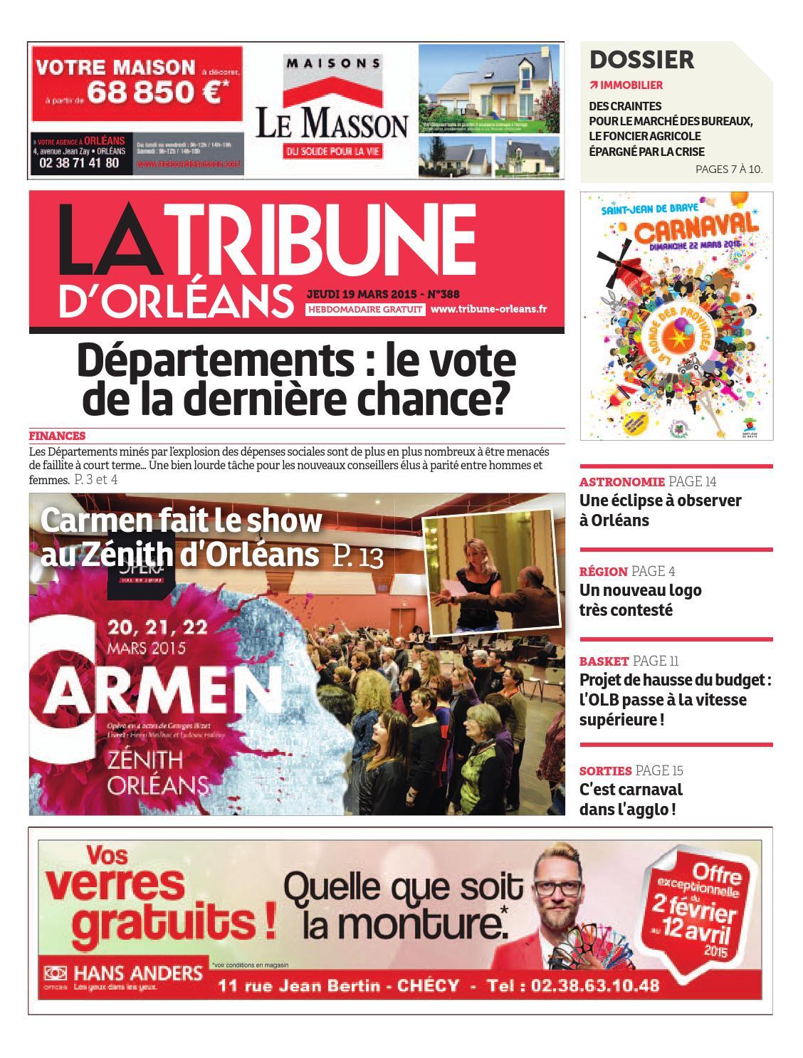 La Tribune DOrleans N388 By