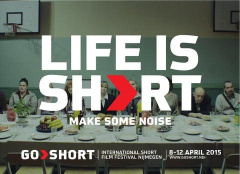 Catalogue go short 2015 by go short international short film