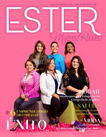 Revista Ester – Año 4 edición No. 22