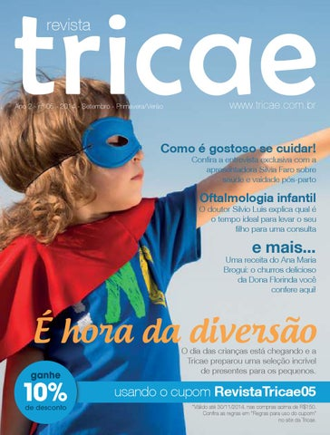 706d269a9 Revista Tricae by Bruna Santos - issuu