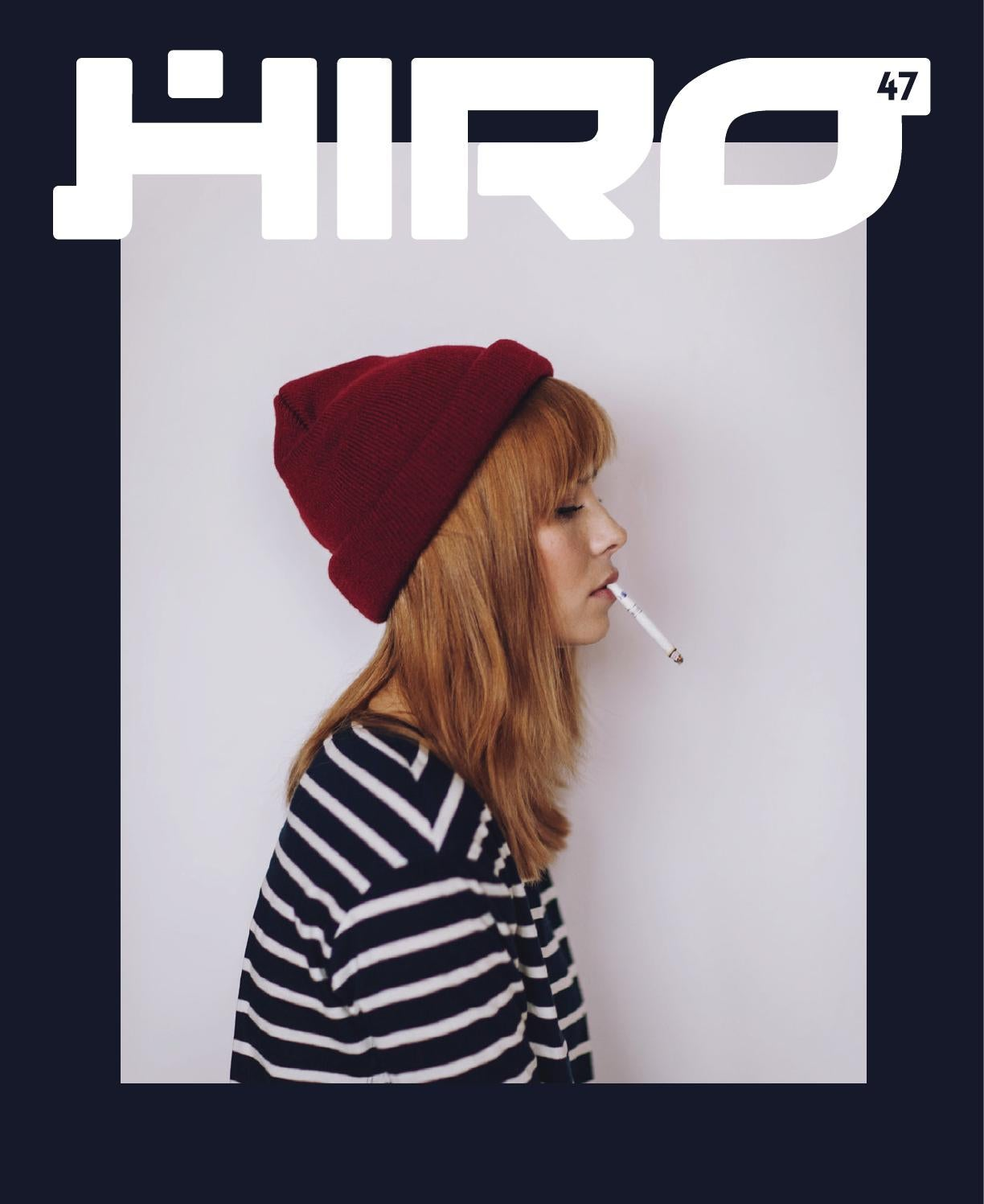 c4a54bba2706ce HIRO 47 by HIRO Magazine - issuu