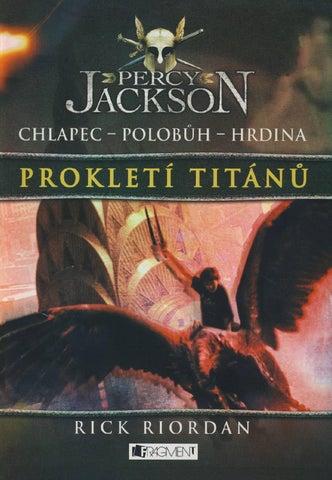 Percy Jackson  Prokletí Titánů by e-knihovna - issuu 624ba81db7