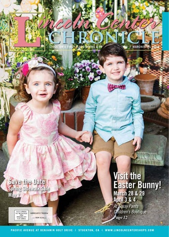 e6641d58109 March & April 2015 Lincoln Center Chronicle by Lincoln Center - issuu