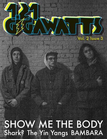 121 Gigawatts Vol 2 Issue 3