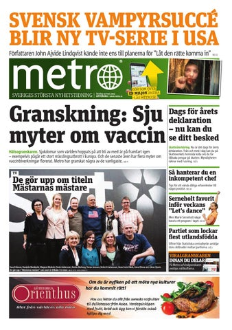 low priced 0f7ad 1b2ac 20150319 se goteborg by Metro Sweden - issuu