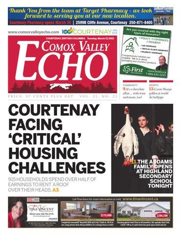 Comox Valley Echo March 17 2015 By Comox Valley Echo Issuu