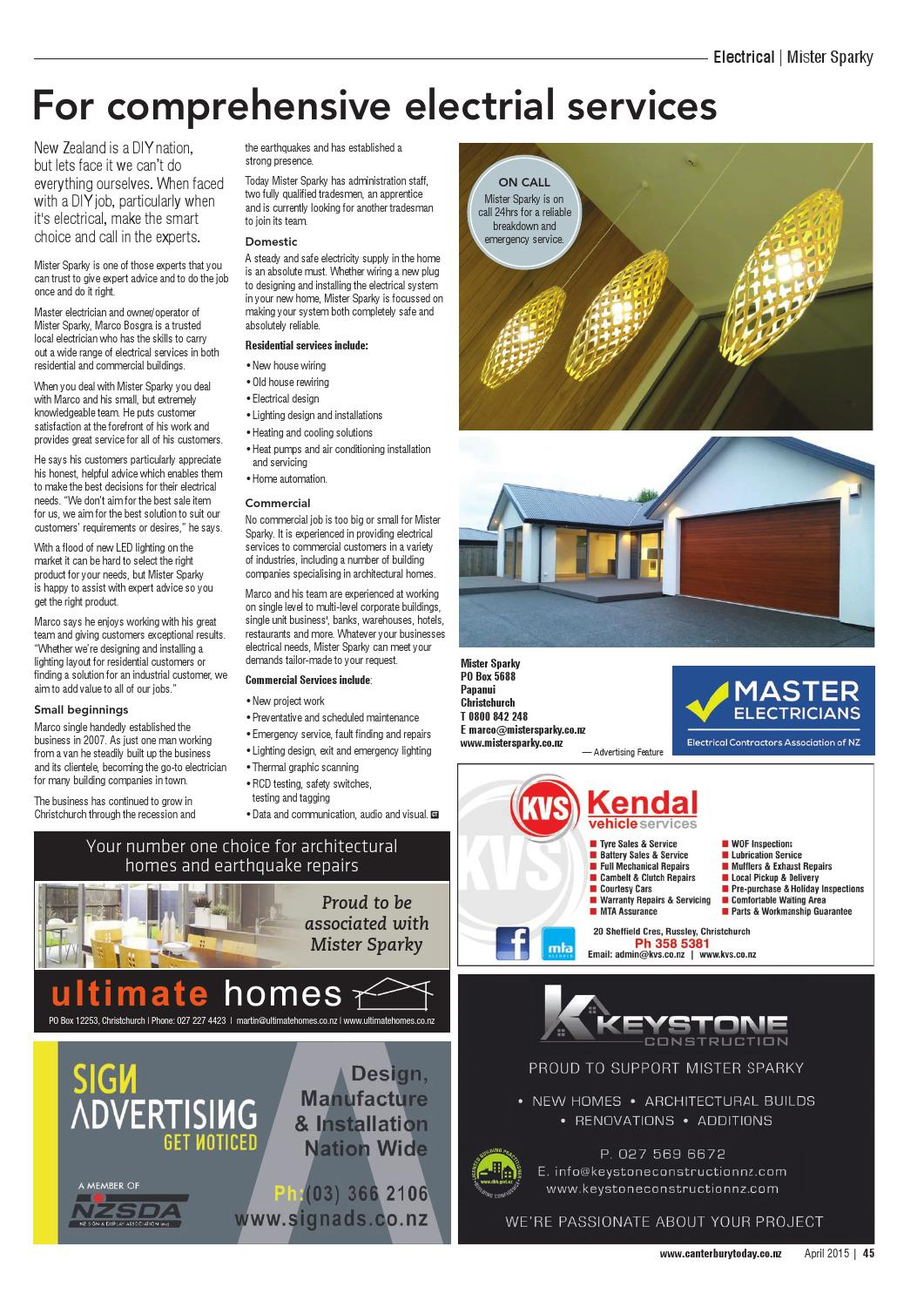 Canterbury Today Magazine 131 By Academy Group Issuu Re Wiring A Domestic Plug