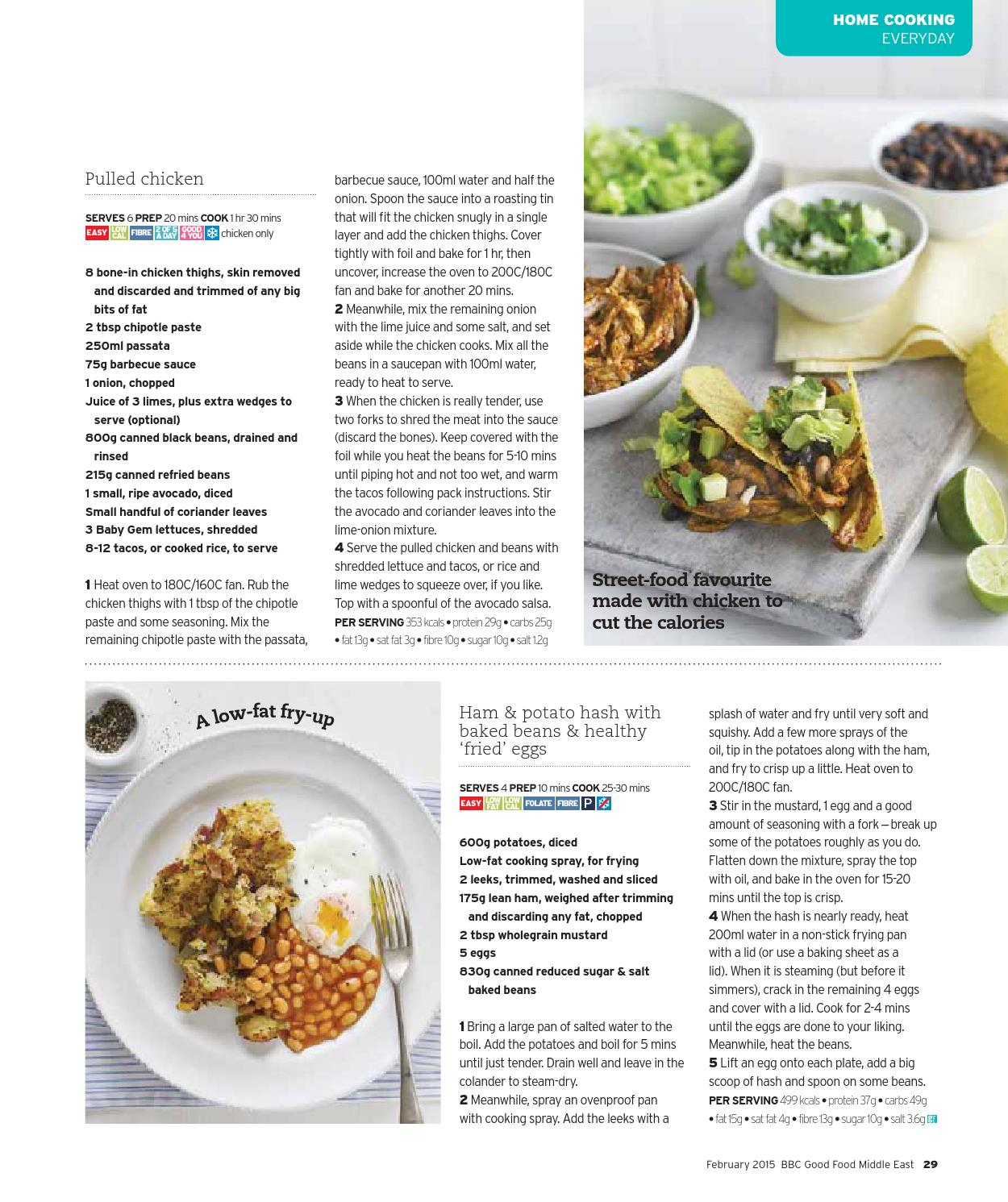 Bbc food recipes chicken thighs rosemary roast chicken thighs new bbc good food me 2015 february by bbc good food me issuu forumfinder Images
