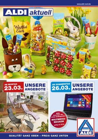 Aldi Nord Angebote Ab Montag 23032015 By Onlineprospekt Issuu