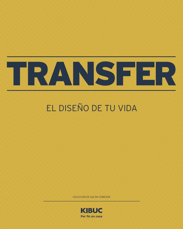 Kibuc Catalogo Transfer 2015 By Kibuc Issuu