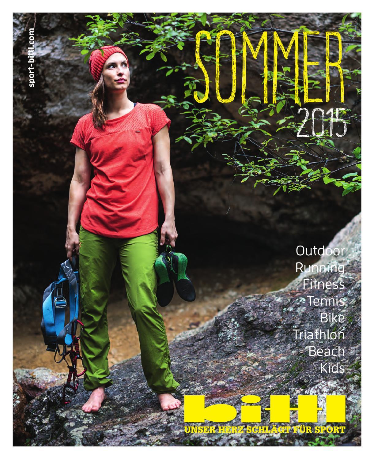 Sport Bittl Sommer 2015 by Sport Bittl - issuu 02925f2606916
