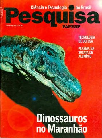 Dinossauros no Maranhão by Pesquisa Fapesp - issuu 6530fabc118