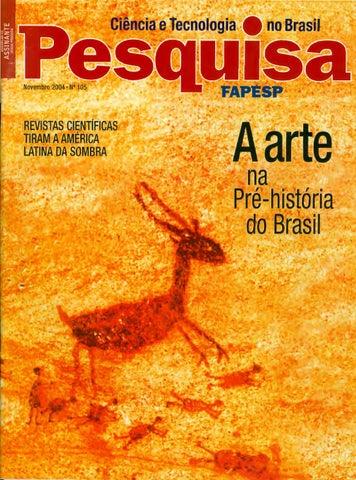bbd701b877 A arte na Pré-história do Brasil by Pesquisa Fapesp - issuu