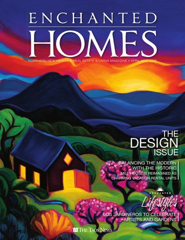 Enchanted homes aprilmay 2015 by the taos news issuu northern new mexicos real estate living maga zine april may 2015 the publicscrutiny Images