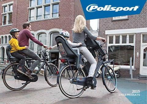 Spare padding cushion rear baby seat koolah POLISPORT bike baby carrier